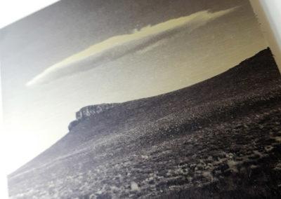 Aluschilder Fotos Chile 10x10cm 4