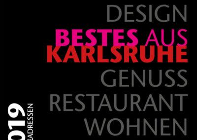 BESTE ADRESSEN Karlsruhe & Lieblingsplätze